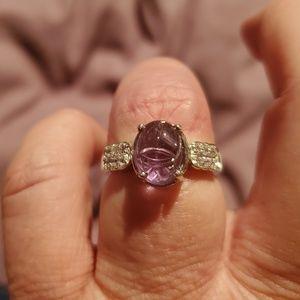 Karis Jewelry - Amethyst Ring
